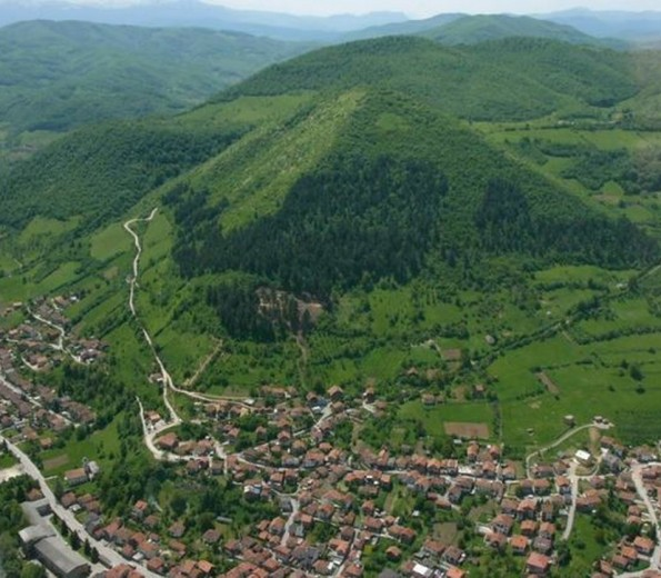 Bosnian pyramid claims