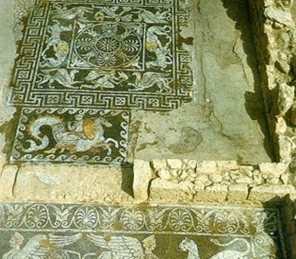 House of the Mosaics